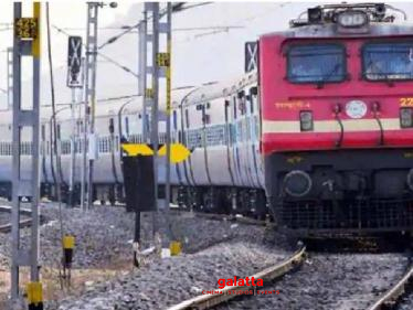 Special train from Bengaluru to Bihar will not stop in any Tamil Nadu stations! - Tamil Cinema News