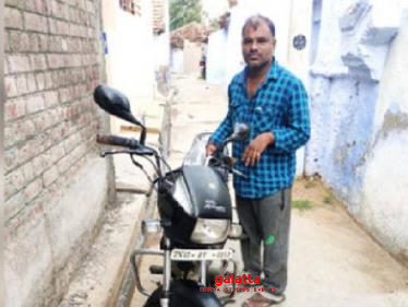 Man who stole bike to return to his native, returns it to owner by courier! - Telugu Cinema News