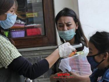 Nagaland loses corona-free status after the return of three Chennai migrant workers - Tamil Cinema News