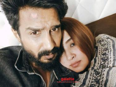 Vishnu Vishal quotes social distancing as response to girlfriend Jwala Gutta's tweet! - Tamil Cinema News