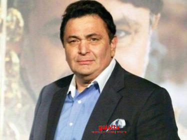 'Heartbroken..RIP.. My Dearest Friend' - Celebrities Mourn Rishi Kapoor's Demise! - Tamil Cinema News
