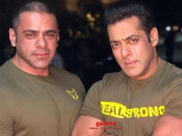 Salman Khan's nephew Abdullah Khan passes away - Tamil Cinema News
