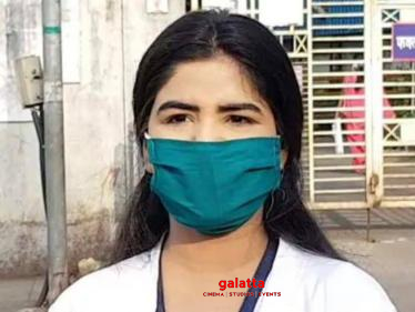 Shah Rukh Khan's Fan co-star Shikha Malhotra wins hearts by doing nursing against coronavirus - Tamil Cinema News