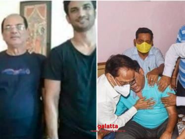 Sushant Singh Rajput told his father to stay safe from coronavirus in phone call three days back-