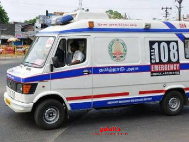 TN ambulance driver who drove people to Tripura, tests positive for COVID-19! - Tamil Cinema News