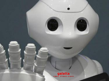Chennai: Robot introduced for monitoring COVID-19 Containment Zones! - Tamil Cinema News