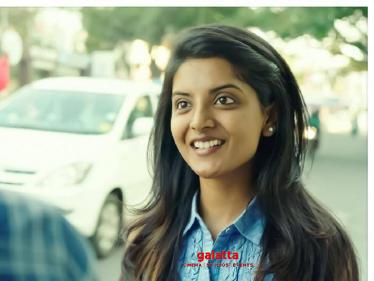 Sillu Karupatti fame Nivedhithaa Sathish's next Sethum Aayiram Pon releasing on Netflix! - Tamil Cinema News