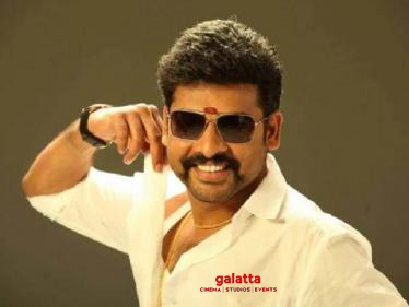 Vemal takes to the streets to keep his hometown clean! - Tamil Cinema News