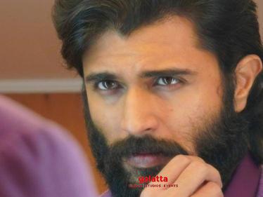 Vijay Deverakonda's request to leave medical masks for doctors - Tamil Cinema News