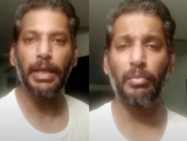 Vishal's new video - reveals how he recovered from Corona Virus! Inspiring Story!