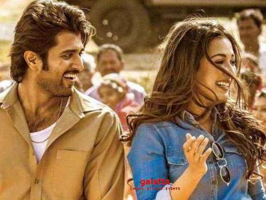 Vaanam Varnangal Video Song 4K | World Famous Lover | Vijay Deverakonda | Gopi Sundar - Tamil Cinema News