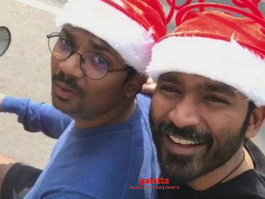 Dhanush all praise for Sean Roldan's music - calls him a genius and his music, International!  - Tamil Cinema News