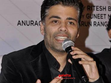 2 household staff from Karan Johar's house tested positive for Corona!