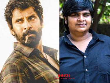 EXCITING PROJECT: Chiyaan Vikram to team up with Karthik Subbaraj for Chiyaan 60!-