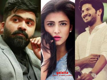 Yesteryear classic Aval Appadithan to be remade! STR, Shruti Haasan and Dulquer in talks!-