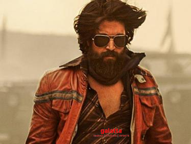 KGF Movie's World Television Premiere on this date - Breaking announcement! -