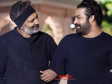 Latest exciting update on Rajamouli's next film - RRR | Shooting Update revealed!