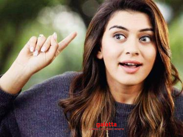 """Missing you Hansika"", popular director's latest tweet goes viral!"