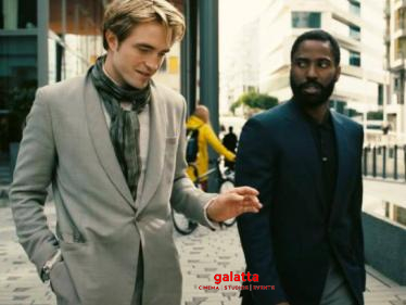 Christopher Nolan's Tenet New Trailer | David Washington