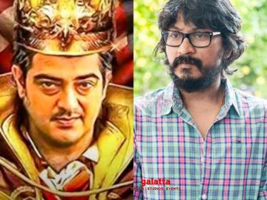 Vishnu Vardhan's clarification on the rumoured historical project with Ajith Kumar!