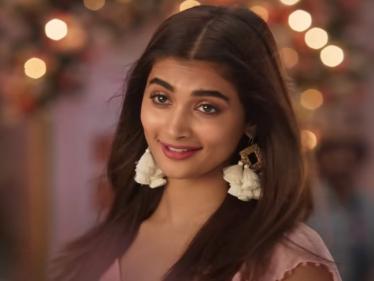இன்ஸ்டாவில் புதிய சாதனை புரிந்த புட்டபொம்மா நடிகை !-