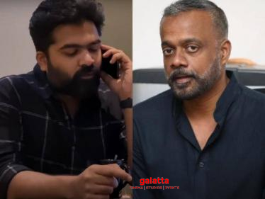 Gautham Menon shares a glimpse of his next film with Karthik Dial Seytha Yenn-