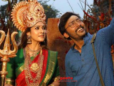 Nayanthara's Mookuthi Amman Latest New GLIMPSE - Don't miss the fun!