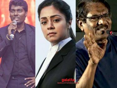 Directors Bharathiraja, Atlee praise Jyotika's Ponmagal Vandhal - check out-