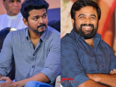 Sasikumar talks about his historical film with Thalapathy Vijay - exciting update!-