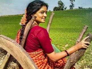 அசுரன் ரீமேக்கில் ப்ரியாமணியின் லுக் வெளியீடு !