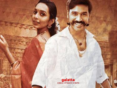 Latest official update on Dhanush's Jagame Thandhiram - Get Ready!