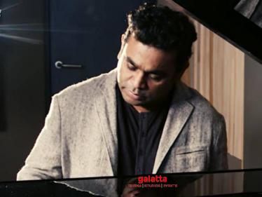 O Aashiqa - 99 Songs | A.R. Rahman ft. Shashwat Singh & Ehan Bhat - Tamil Cinema News