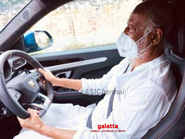Superstar Rajinikanth spotted during lockdown - new crazy picture goes viral!