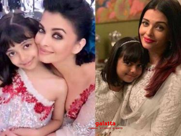 SHOCKING: Aishwarya Rai Bachchan and her daughter test positive for Corona Virus!-