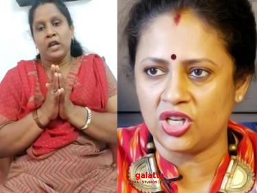 Peter Paul's first wife Elizabeth's new video statement | Vanitha Vijayakumar