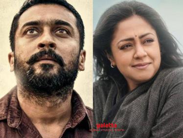 Suriya and Soorarai Pottru's reference in Jyotika's Ponmagal Vandhal excites fans - check out!