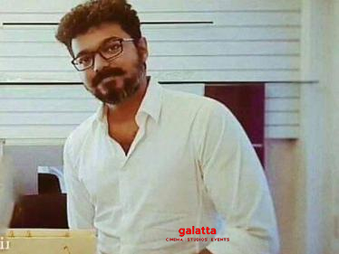Galatta Breaking: Next film with Vijay will be based on real-life incidents
