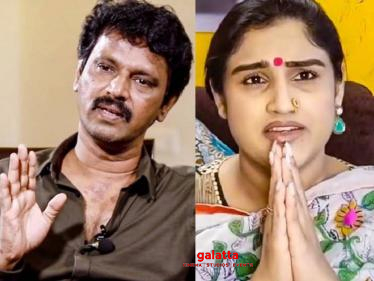 Cheran reacts to Vanitha Vijayakumar - Peter Paul Controversy - Cheran's important request!