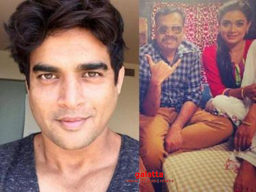Madhavan announces the title of a new film - Premgi's next with this acclaimed director!