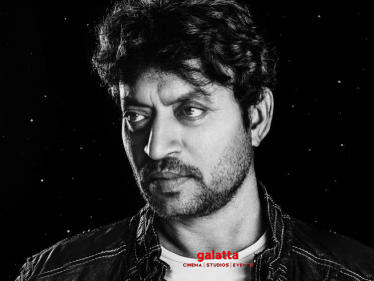 Actor Irrfan Khan admitted to hospital in serious condition - diagnosed with Colon Infection - Tamil Cinema News