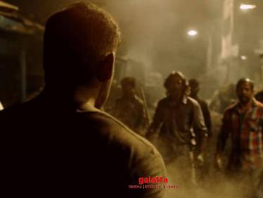 Chakra Glimpse of Trailer | Vishal | Yuvan Shankar Raja