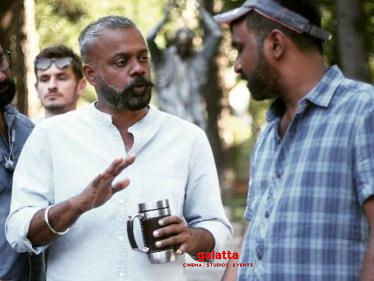 Gautham Menon reveals the title and idea of the next Ondraga Original song - check out!