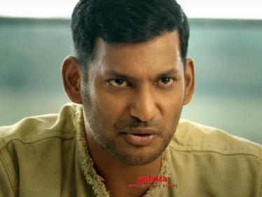 Vishal's Chakra Official Trailer | Shraddha Srinath | Yuvan Shankar Raja