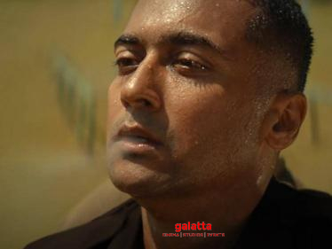 Suriya's Soorarai Pottru First Review - Exciting Update for Fans!