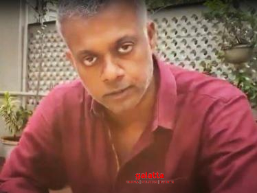 Director Gautham Menon reveals the full story of his next film - new video!