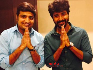 When Sathish was called as Sivakarthikeyan's first wife - funny incident revealed!-