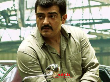 Important clarification on Ajith's Valimai shooting plans - check out! -