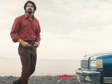 Dulquer Salmaan next film's promo teaser released - super stylish and riveting! Check Out!-