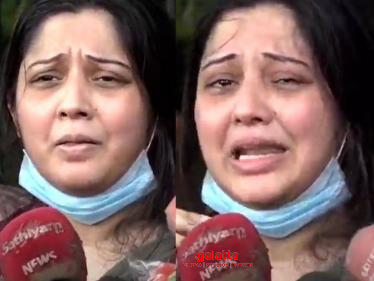 SHOCKING: Vijayalakshmi breaks down emotionally after being forcefully discharged from the hospital-