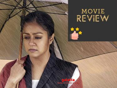 First review of Jyotika's Ponmagal Vandhal